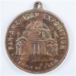 1901 Pan-American Expo Token