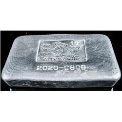 Canadian .999 Fine Silver Hand Poured 10oz Brick - Collector Bullion.