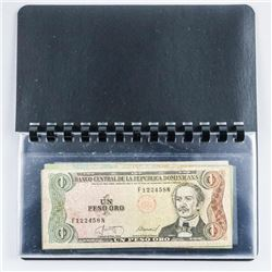Currency Album Full World Notes