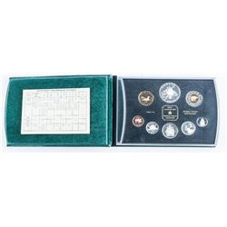 RCM 2001 Proof Coin Set National Ballet of  Canada