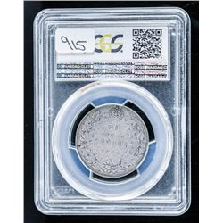 1932 Canada 50 Cents PCGS. F12. (EXR)
