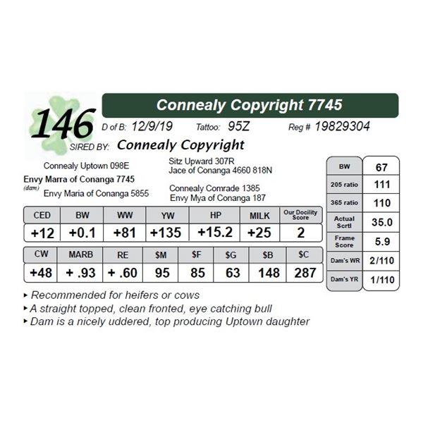 Connealy Copyright 7745