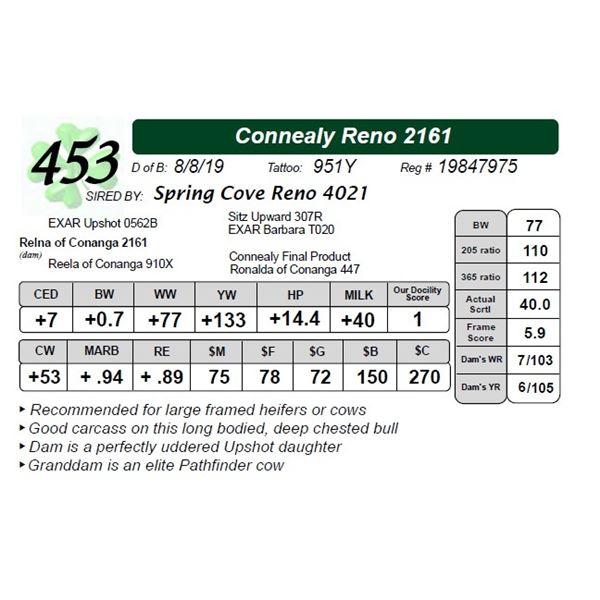 Connealy Reno 2161