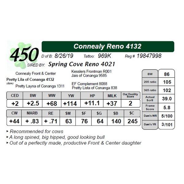 Connealy Reno 4132