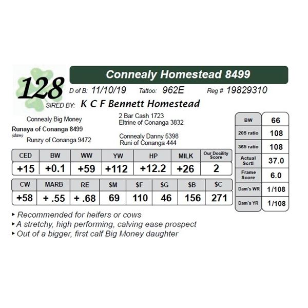 Connealy Homestead 8499