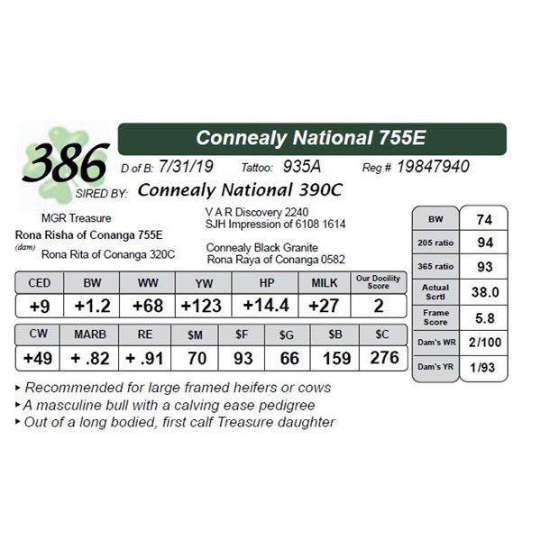 Connealy National 755E