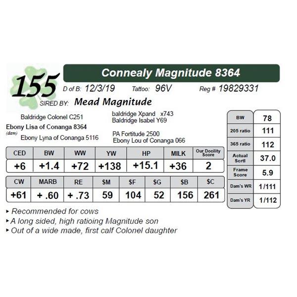 Connealy Magnitude 8364