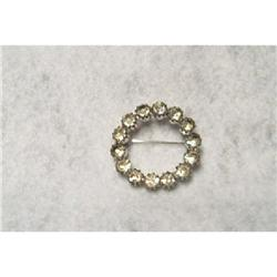 Jewelry-Circle Brooch #1457009