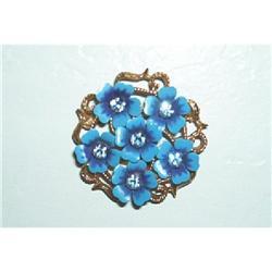 AVON Flower Brooch & Pendant #1457023