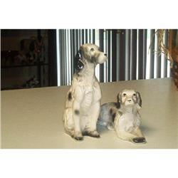 Norleans-Japan Dog Figurines #1457039