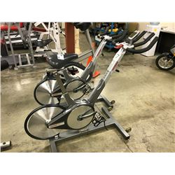 KEISER M3 SPIN BIKE WITH DISPLAY
