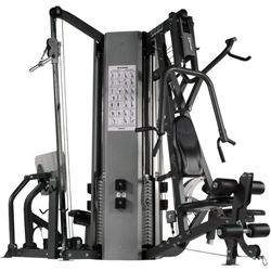 HOIST 4400 CABLE MULTI GYM - PARTIALLY DISASSEMBLED