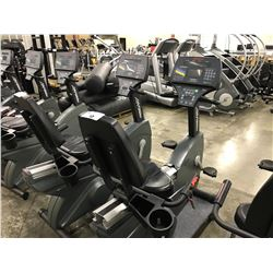 LIFE FITNESS LIFE CYCLE 9500 HR RECUMBENT BIKE
