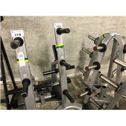 6 POSITION FLAT WEIGHT STAND