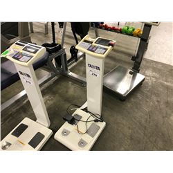 TANATA BODY COMPOSITION ANALYSER SCALE (PLEASE PREVIEW)
