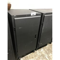 MIDDLE ATLANTIC BLACK 4  AV RACK