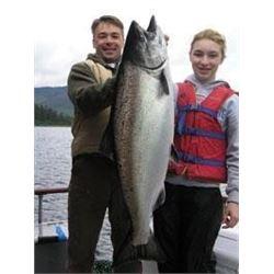 Salmon & Halibut Fishing in Alaska