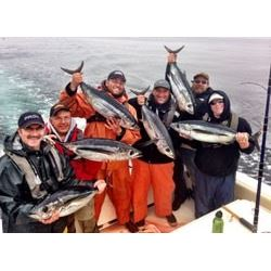 Express Tuna Trip for Six (6) Anglers (full boat)