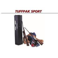 Tuffpak Gun Case with a .30 Caliber Rifle Inside