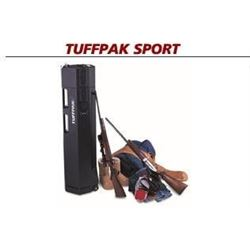 Tuffpak Gun Case with a .30 Caliber Rifle Inside