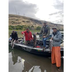 Twisted Waters Guide Service Cowlitz river One day Steelhead & Cutthroat fishing trip for Two