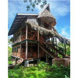 Belize Adventure Trip at the Cotton Tree Lodge for Two, Eight days Seven nights