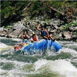 Idaho 5-Day Whitewater Rafting Trip for Two (2) Rafters