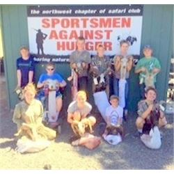 Dick Gates Memorial Youth Guided Non-Trophy Sheep Hunt