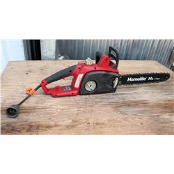 "Homelite 14"" Electric Chain Saw UT43103A"