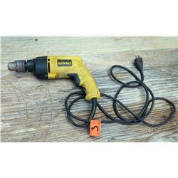 """DeWalt 1/2""""  Electric VSR Hammer Drill DW511"""