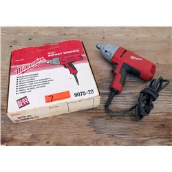 """Milwaukee 1/2"""" Electric Impact Wrench 9072-20 in Box"""