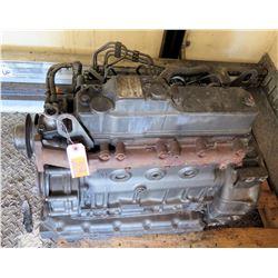 Ingersoll Rand Diesel Engine