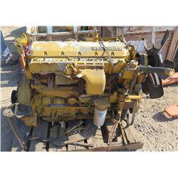 Caterpillar Diesel CAT Engine Model 3116 CL