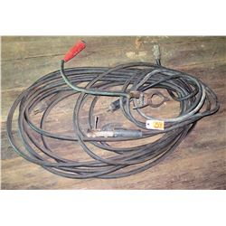 Arc Welding Leads w/ Cables & Fittings LC-40