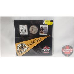 RCM : Hamilton Tiger-Cats 2012 Coin & Stamp Collector Set