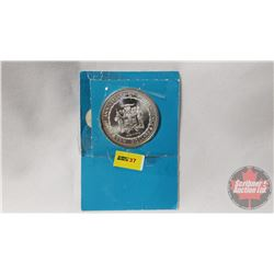 Jamaica 1962-1972 Sterling Silver $10 Specimen Uncirculated Edition (Issued in Honor of Jamaica's 10