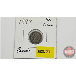 Canada Five Cent 1899
