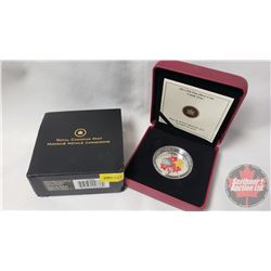 RCM 2013 Holiday Candy Cane $20 Fine Silver Coin (99.99%)