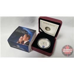 RCM 2011 The Wedding Celebration HRH Prince William of Wales & Miss Catherine Middleton $20 Fine Sil