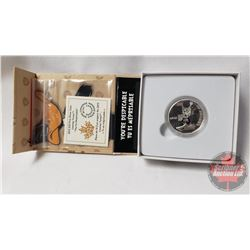 """RCM 2015 Looney Tunes $10 Fine Silver Coin (99.99%) """"You're Despicable"""""""