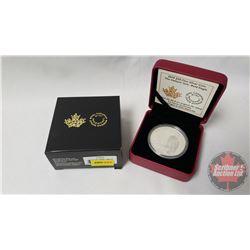 "RCM 2019 Fine Silver Coin $20: The Valiant One ""Bald Eagle"" (99.99%)"