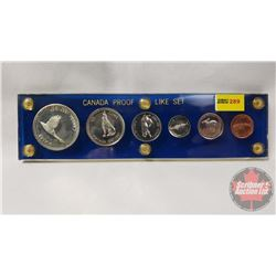 Canada Proof Like Set 1967 Centennial Coins