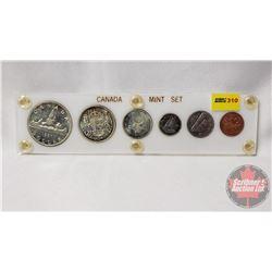 Canada Mint Set 1957