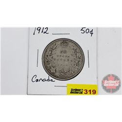 Canada Fifty Cent 1912