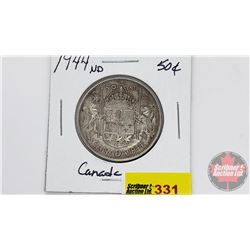 Canada Fifty Cent 1944ND