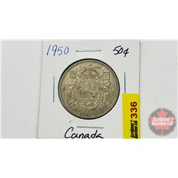 Canada Fifty Cent 1950