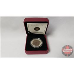 RCM 2010 Fine Silver Coin $4 Giants of Prehistory (99.99%)