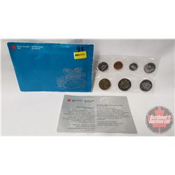 RCM Uncirculated Coin Set 1999