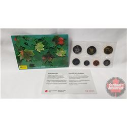 RCM Uncirculated Coin Set 2003