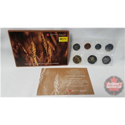 RCM Uncirculated Coin Set 2004